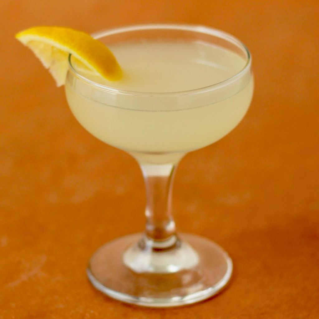 Gin Sour Cocktail