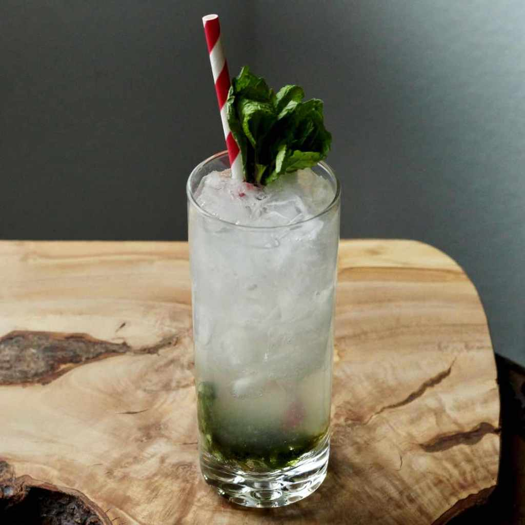 Mojito Criollo Cocktail