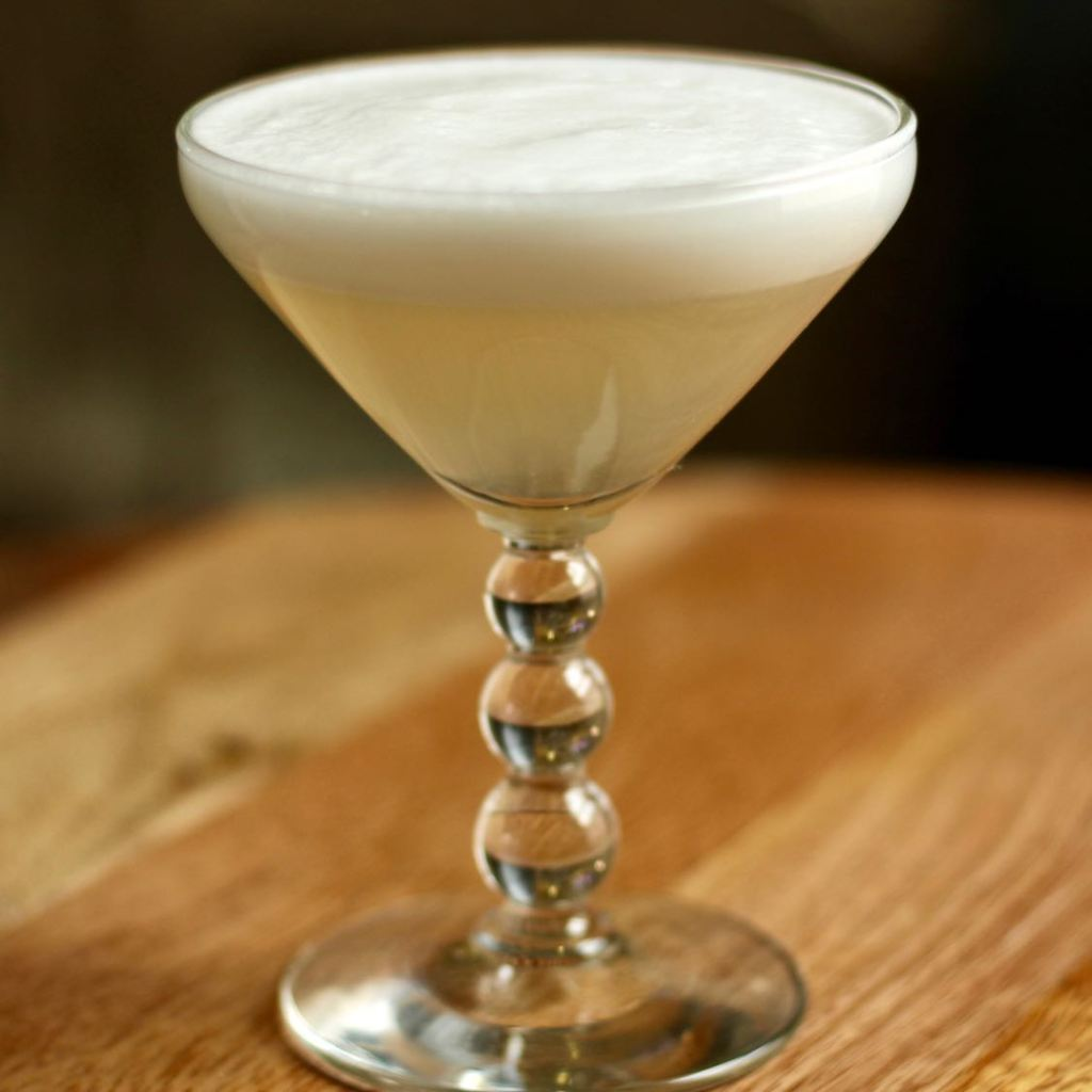 White Lady Cocktail